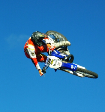 Moto Cross Freestyle